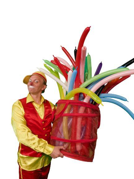 Ballonklovn-med-klovnen